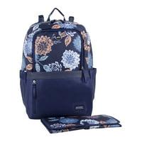 Eastsport Rubin Weekender Tech Diaper Backpack