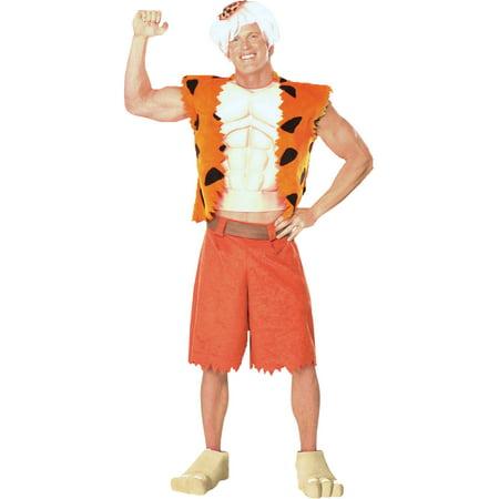 Flinstones Bam Bam Cartoon Character Movie and Theatre Costumes (Bam Bam Costume Toddler)