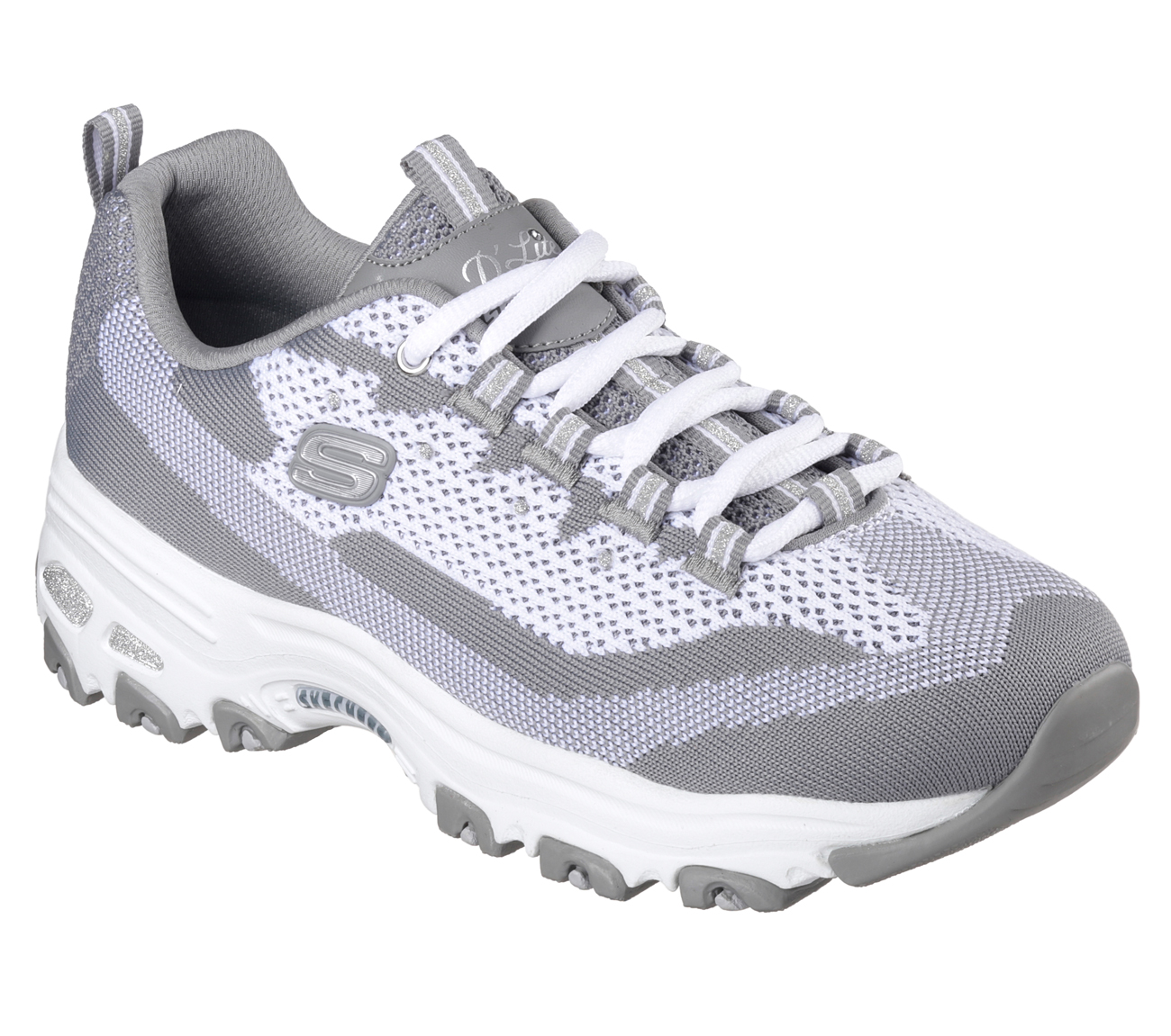 Skechers 11955 GYW Women's D'LITES-REINVENTION Walking by Skechers
