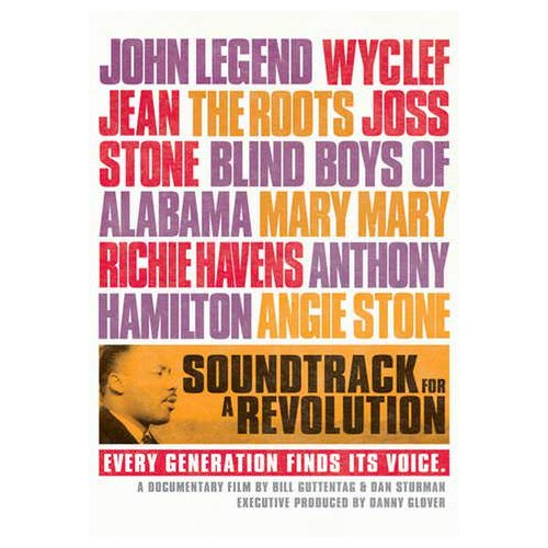 Soundtrack for a Revolution (2010)