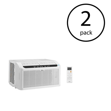 Haier Serenity Series 115V 3 Speed Ultra Quiet Window Air Conditioner (2 (Used 3 Ton Ac Unit For Sale)