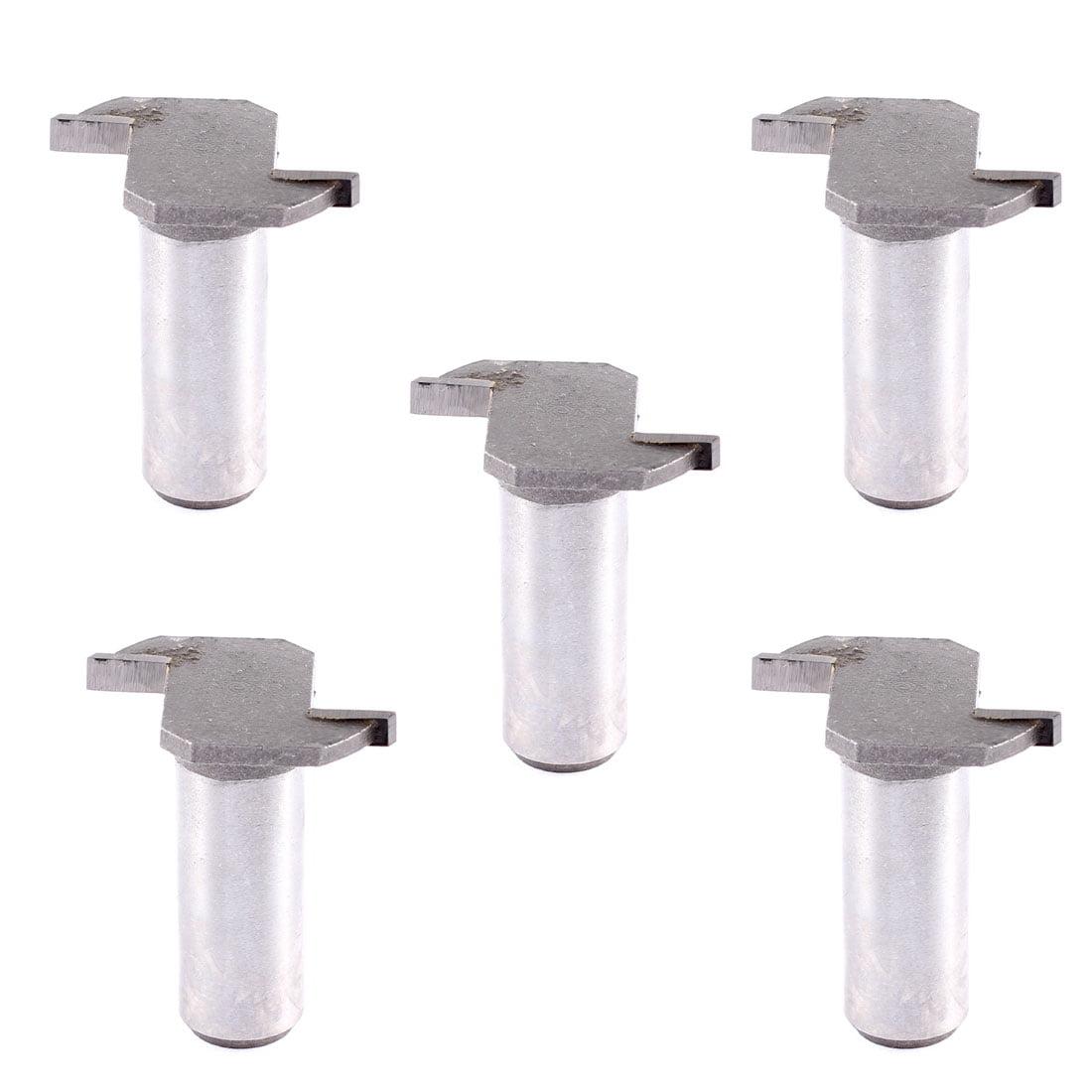 11//16//19//25//30//40mm Dia Dome Caps Bathroom Mirror Advertising Decorative screws