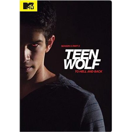- Teen Wolf: Season 5, Part 2 (DVD)