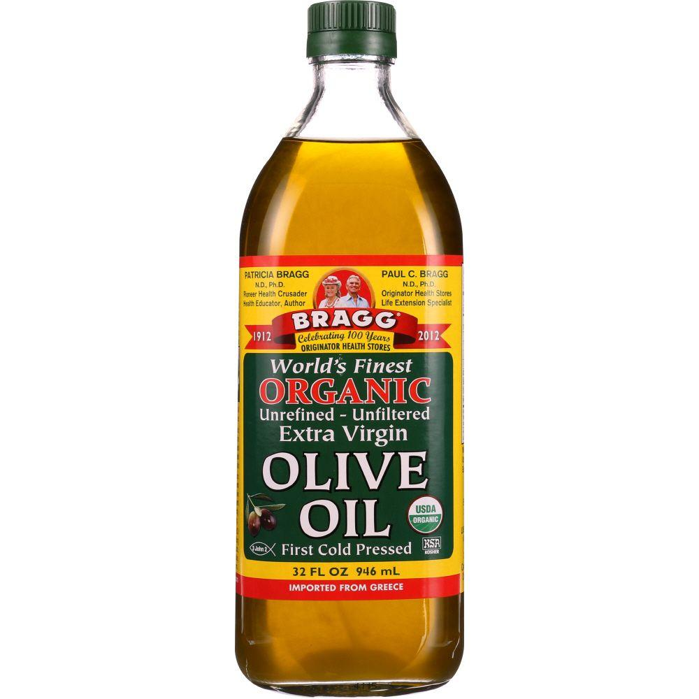 Bragg Extra Virgin Olive Oil, 32 Oz (Pack Of 3) by