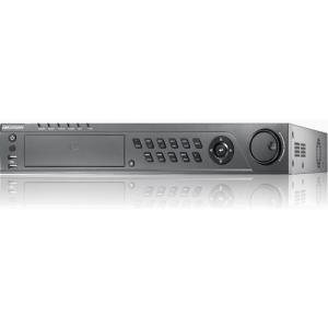 Hikvision 960H Standalone DVR - Digital Video Recorder - H.264 Formats - DVD-Writer - 30 Fps - Composite Video In - Composite Video Out - 4 Audio In - 2 Audio Out - 1 VGA Out - HDMI