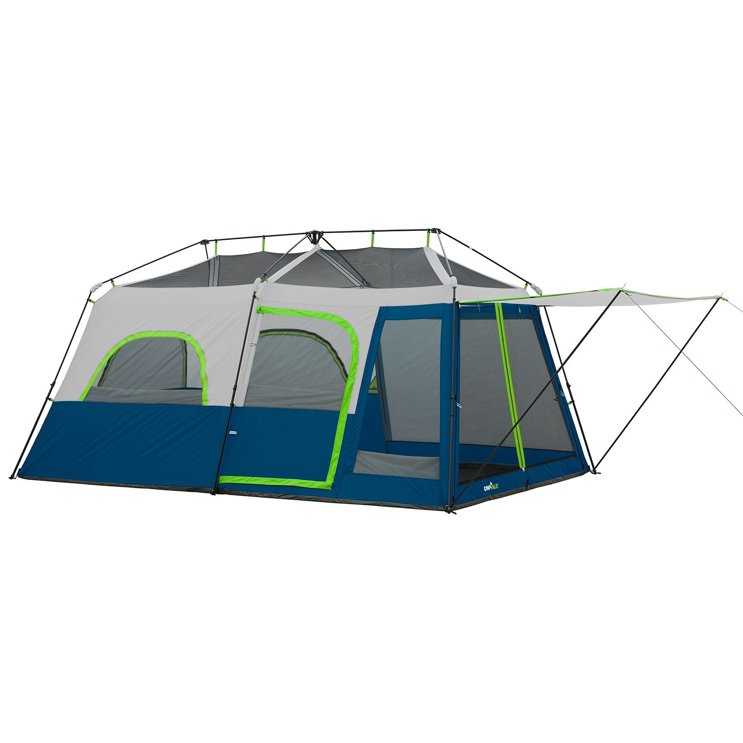0aead175f43 Campvalley 10Person Instant Cabin Tent Check this awesome