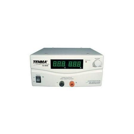 - Brand New Tenma 72-7670 Heavy Duty 25 Amp Switch Mode Power Supply