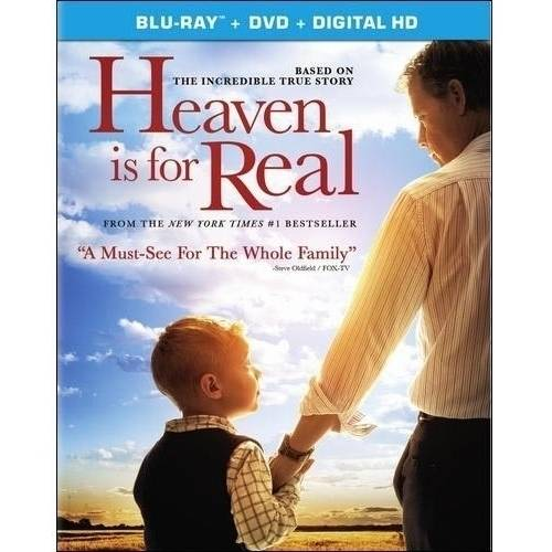 Heaven Is For Real (Blu-ray + DVD + Digital HD) (With INSTAWATCH) (Widescreen)