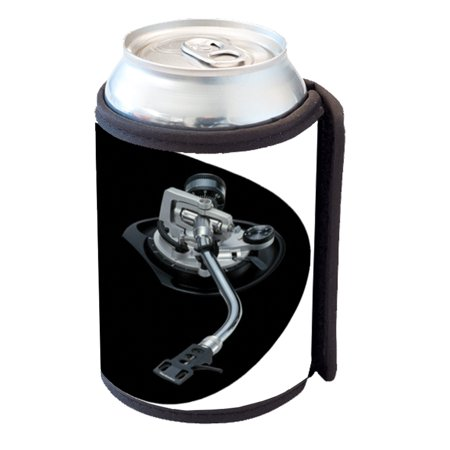 Us Army Ice - KuzmarK Insulated Drink Can Cooler Hugger - Turntable Control Arm