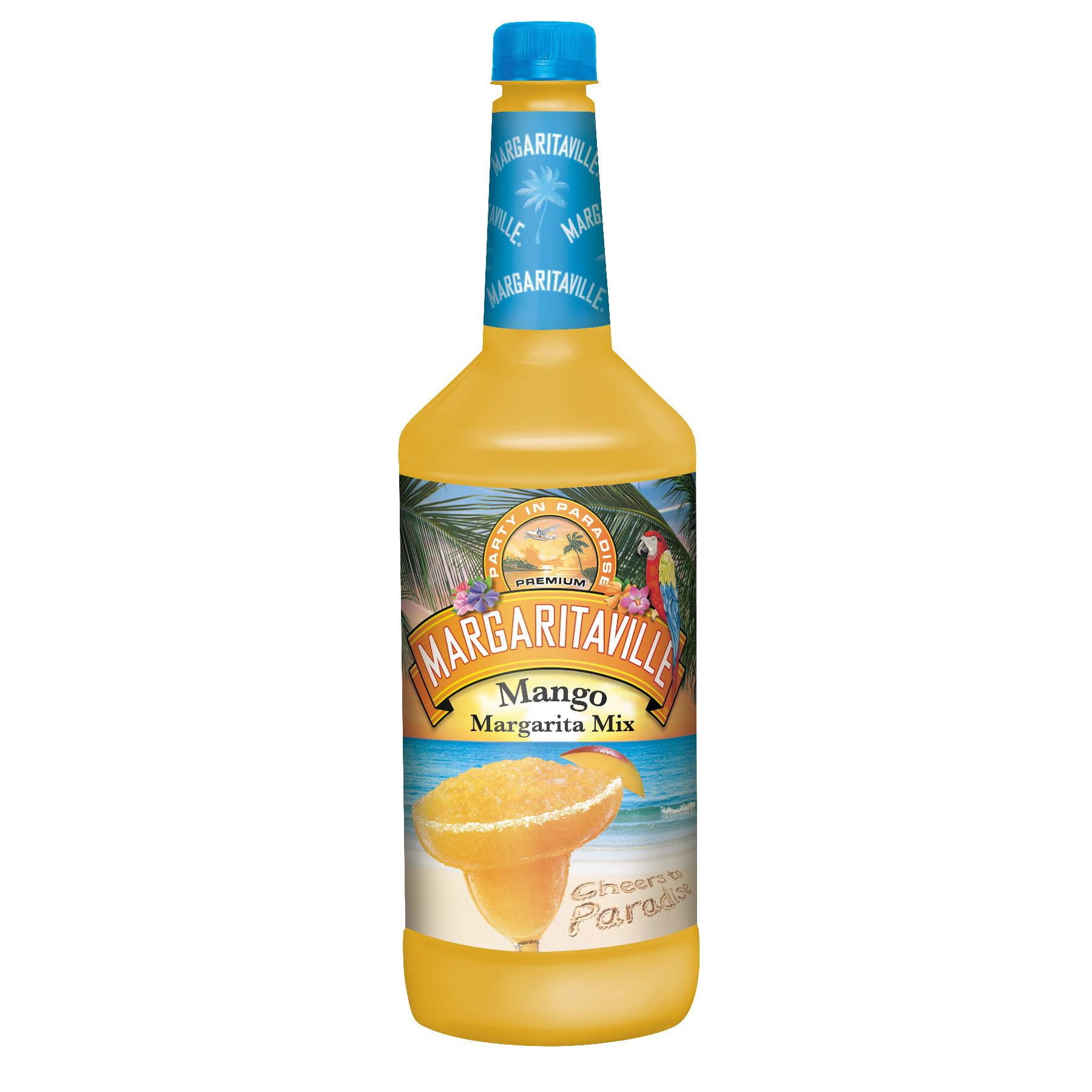 Margaritaville Ready To Drink Mango Margarita