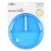Munchkin Stay Put Suction Plate Assortment