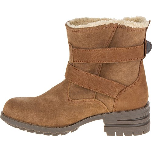"""CAT Footwear Jory - Toffee 6(M) Jory W Casual Boot"""