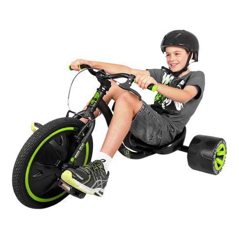 Customizable Mini-Drift 360 Stunt Trike Bike for Kids Action Sports by Madd Gear