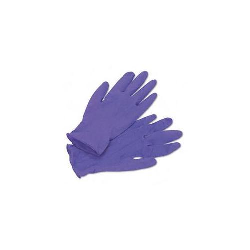 Kimberly-Clark KC500 Purple Nitrile Powder-Free Exam Gloves - Medium Size - Nitrile - Purple - Latex-free, Powder-free,