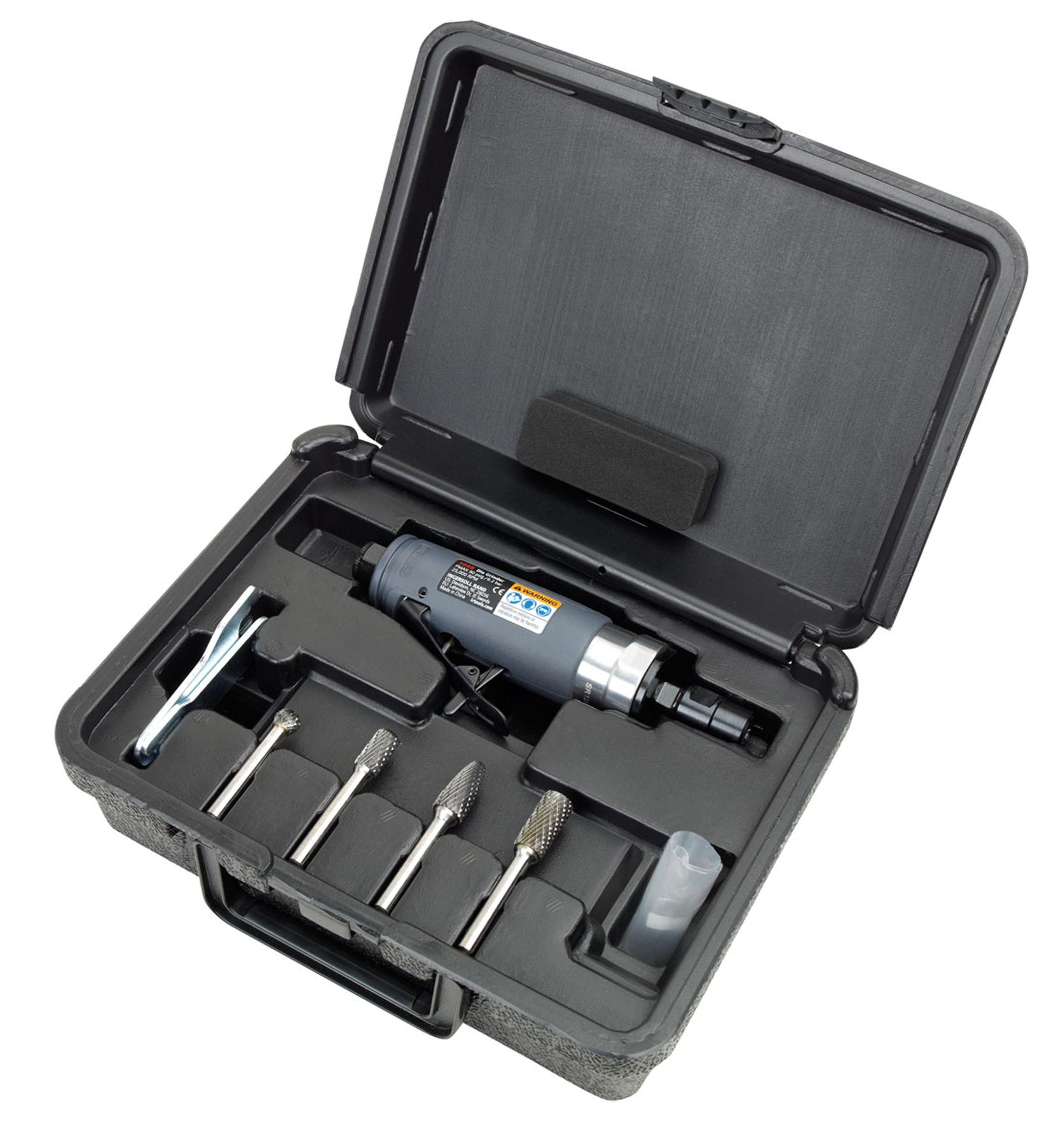 Straight Die Grinder Kit .33HP by Ingersoll Rand