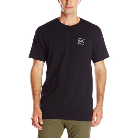 Glock Clothing (Short Sleeve T-Shirt in Black, White or Gray GSS01 By Glock )