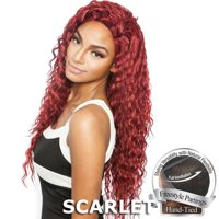 Brown Sugar Human Hair Blend Whole Lace Wig - BS409 (P4/27/30)