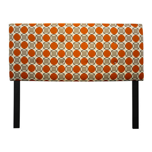 Sole Designs Ali Eastern King Upholstered Headboard