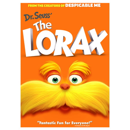 Dr. Seuss' The Lorax (DVD) (Children's Halloween Movies 2017)