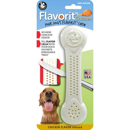 Flavorit? Nylon Bone Chicken Flavor Infused X Large for $<!---->
