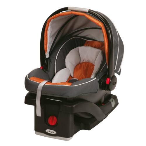 Graco Snugride Click Connect 35 - Tangerine Infant Car Seats