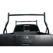 TMS 800LB Heavy Duty Pickup Truck Ladder Rack Adjustable Universal Fit Contractor Utility 2X (US Patent NO.D722,007))
