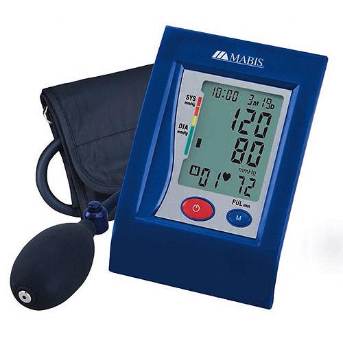 Mabis Semi-Automatic Arm Blood Pressure Monitor