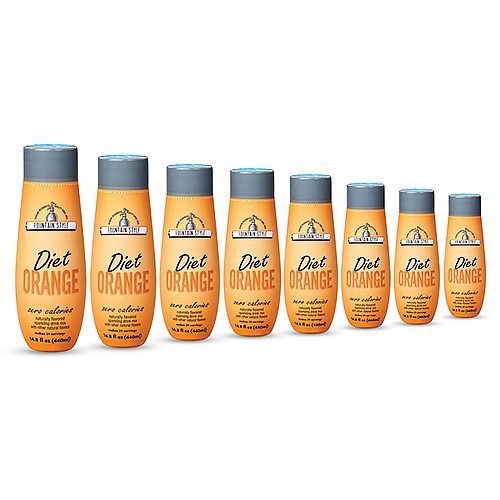 SodaStream Diet Orange (8 Pack) SodaStream Diet Orange