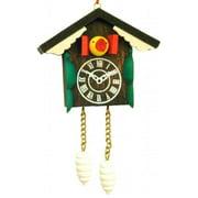 ULBR 10-0311 Christian Ulbricht Ornament - Cuckoo Clock
