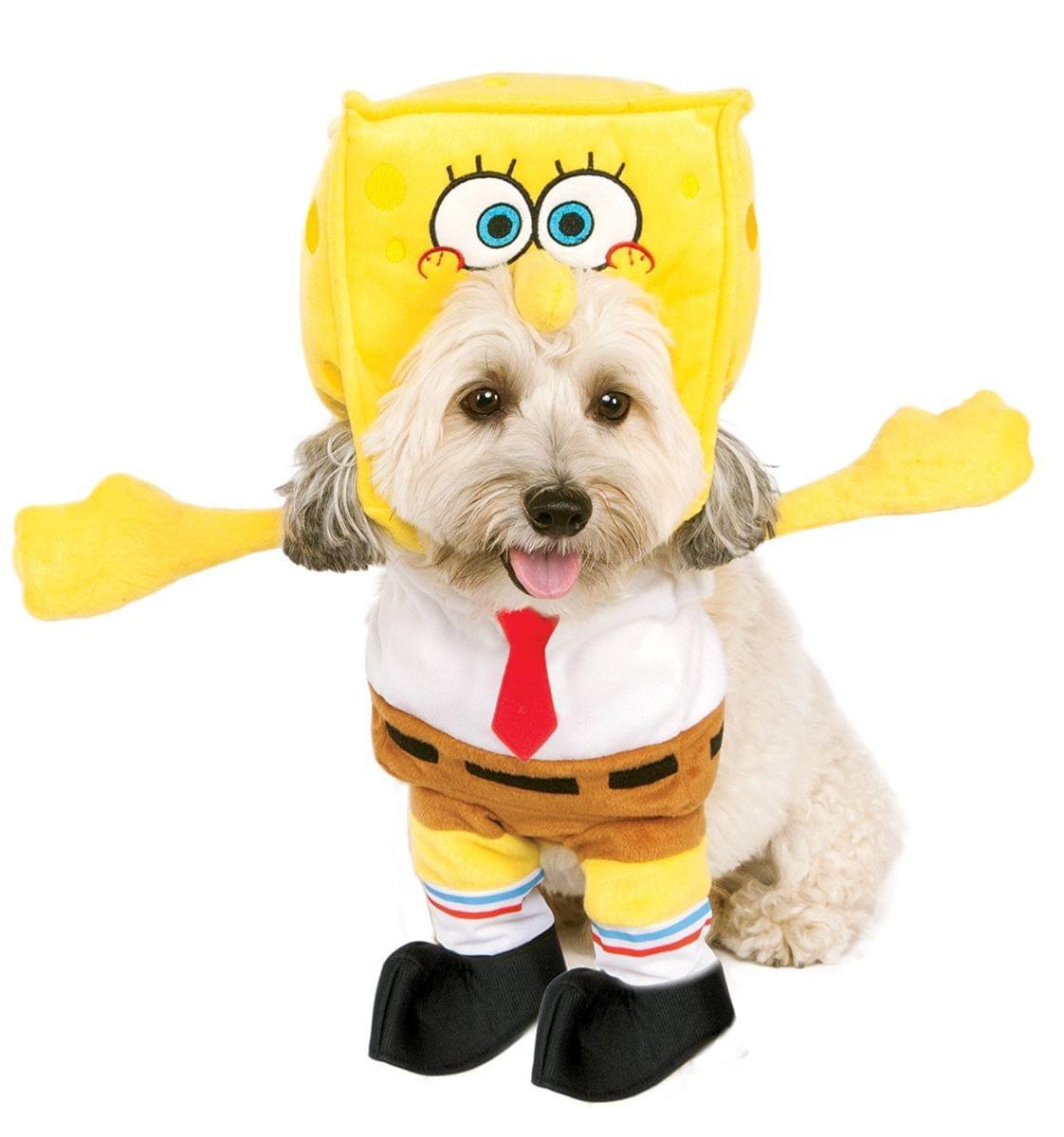 Nickelodeon Spongebob Squarepants Pet Costume