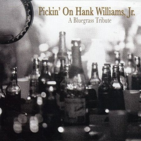 Pickin On Hank Williams Jr. (CD)