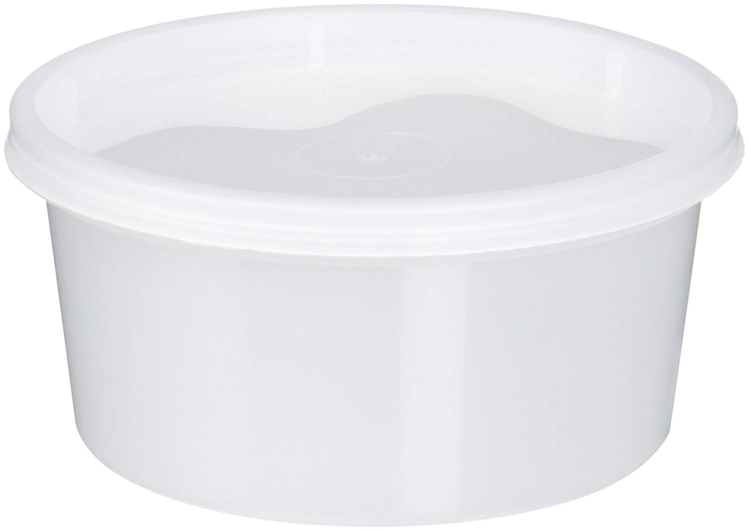 Freshware 36-Pack 16 oz Plastic Food Storage Containers with Airtight Lids