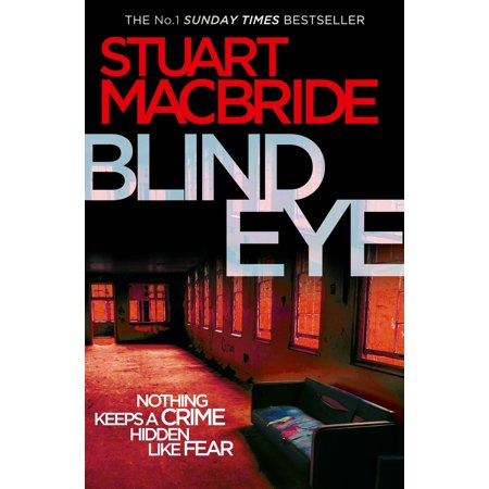 Blind Eye (Logan McRae, Book 5) - - Color Blend Eye