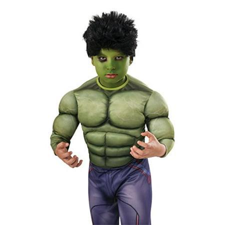 Avengers 2 Age of Ultron Child's Hulk Wig - image 1 de 1