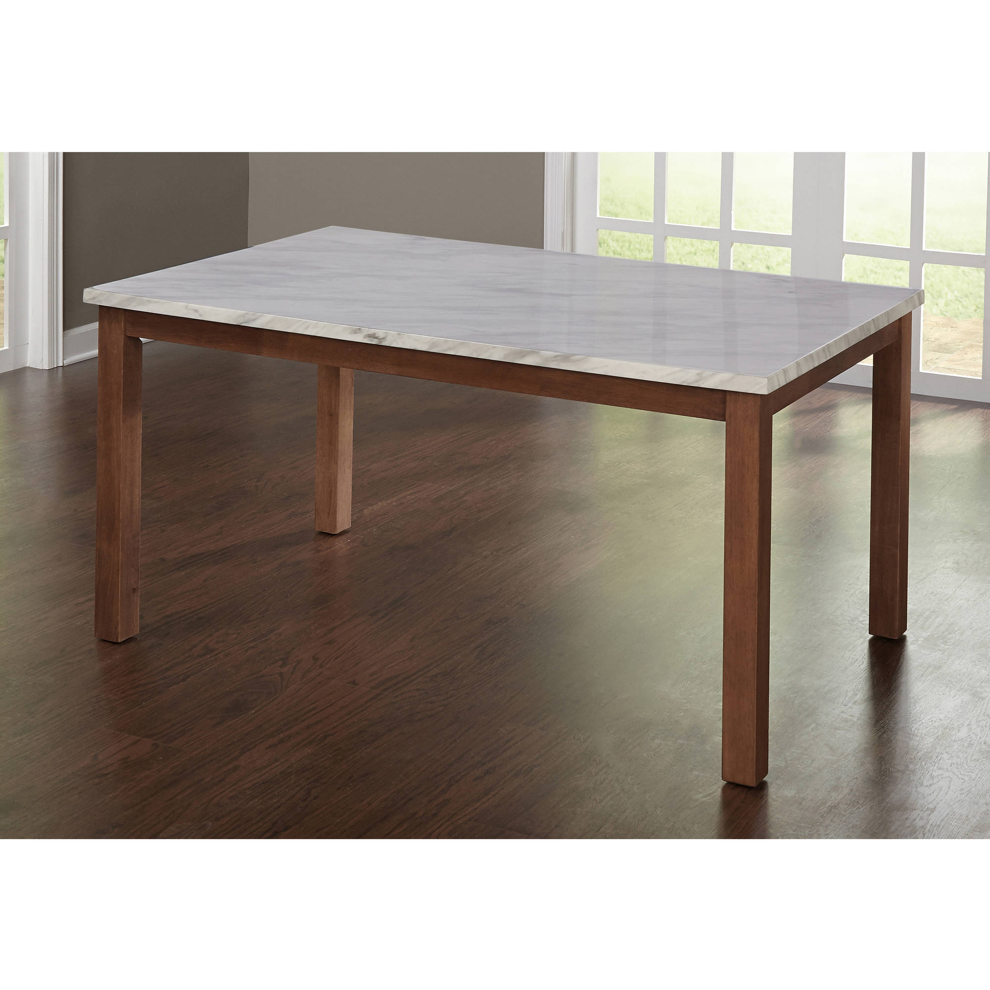 Edina Dining Table, Walnut