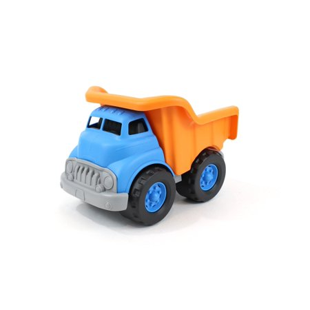 Green Toys Dump Truck - Blue & Orange