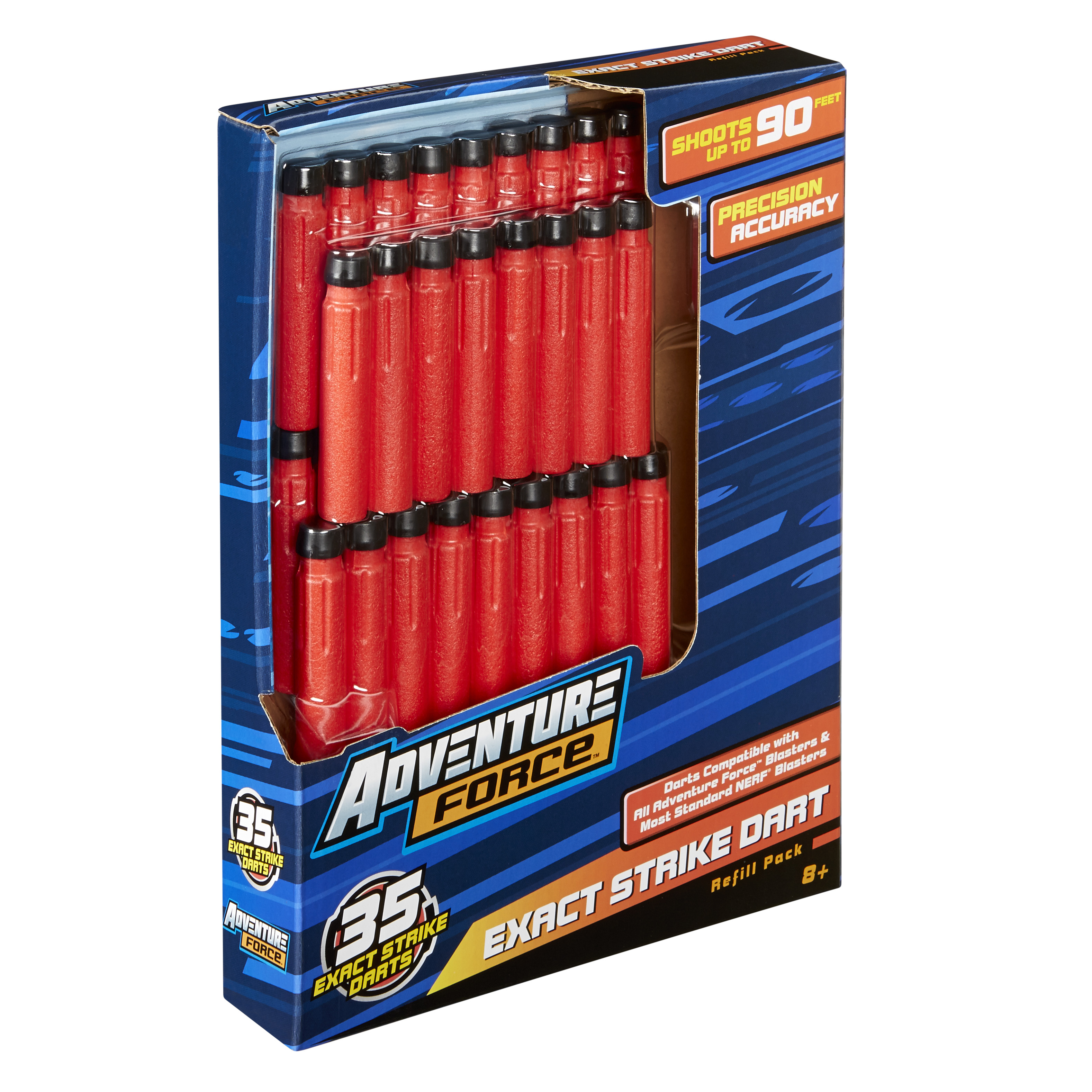 Adventure Force Af 35 Exact Strike Dart Refills