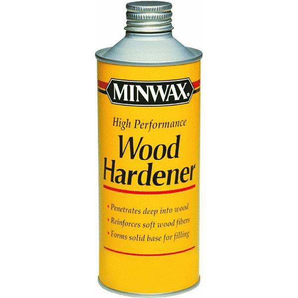 Minwax Wood Hardener Wood Filler