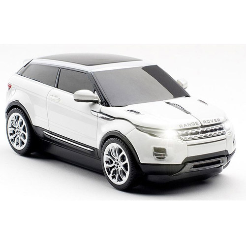 E-Stand Range Rover Evoque Optical Mouse