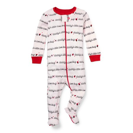 48febc0bc The Children s Place - Stretchies Footed Sleeper Pajamas (Baby Girls ...
