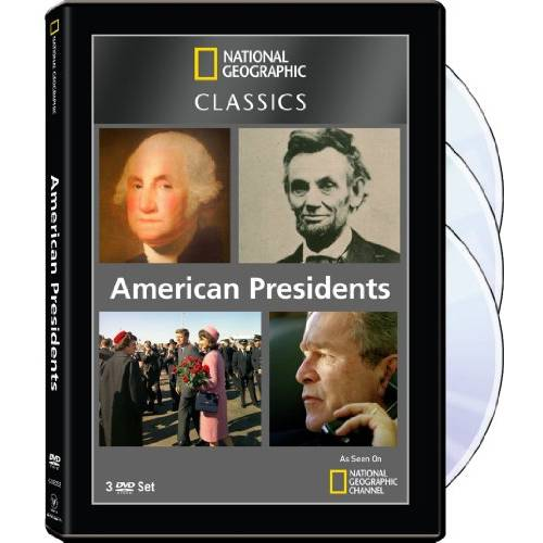 National Geographic Classics: American Presidents by NATIONAL GEOGRAPHIC VIDEO