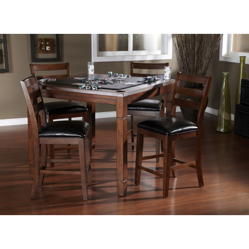 Charmant American Heritage Rosa 5 Piece Counter Height Dining Set
