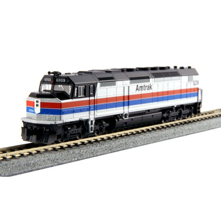Please Type (Kato 176-9203 N Amtrak EMD SDP40F Type I Phase II Paint #529)