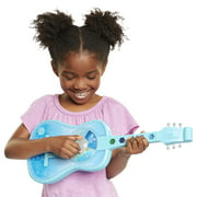 Disney Frozen Magic Touch Guitar, Plays Let It Go, In Summer and For The First Time in Forever, Create Your Own Tunes, Sign & Strum to Your Favorite Disney Frozen Song