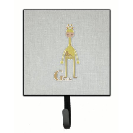 Alphabet Giraffe (Alphabet G for Giraffe Leash or Key Holder BB5732SH4 )