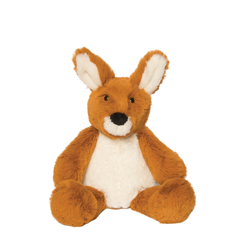 "Manhattan Toy Lovelies Latte Bunny 8"" Plush Toy"