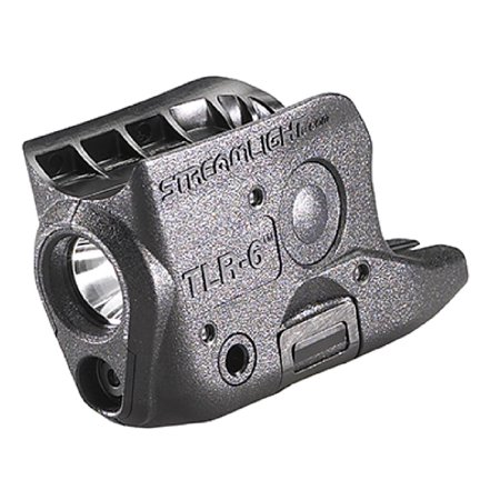 TLR-6 Light (GLOCK 42/43) (Glock Safe Action Tactical Light With Laser)