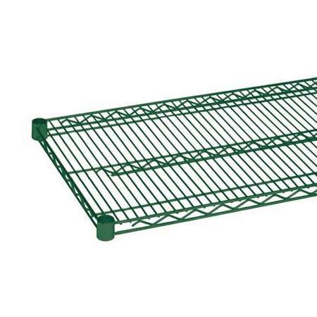Epoxy Wire Shelving 14  X 30  Product ID : 32806433076Combine Shipping ProductThis product from multiple quantities will be combined into the same package. This helps to reduce the shipping cost & the number of packages sent to you.DescriptionKeep your canned goods, appliances, and other kitchen essentials easily accessible with the Thunder Group CMEP1424 Epoxy Wire Shelving 14  x 24 . This piece includes plastic clips for easy assembly. An excellent addition to any commercial establishment, this piece features a heavy duty epoxy-coated metal construction. This NSF certified wire shelf is rust and corrosion resistant and is safe to use in humid environments like walk-in freezers or dishwashing areas.Keep your canned goods, appliances, and other kitchen essentials easily accessible with the Thunder Group CMEP1424 Epoxy Wire Shelving 14  x 24 . This piece includes plastic clips for easy assembly. An excellent addition to any commercial establishment, this piece features a heavy duty epoxy-coated metal construction. This NSF certified wire shelf is rust and corrosion resistant and is safe to use in humid environments like walk-in freezers or dishwashing areas.
