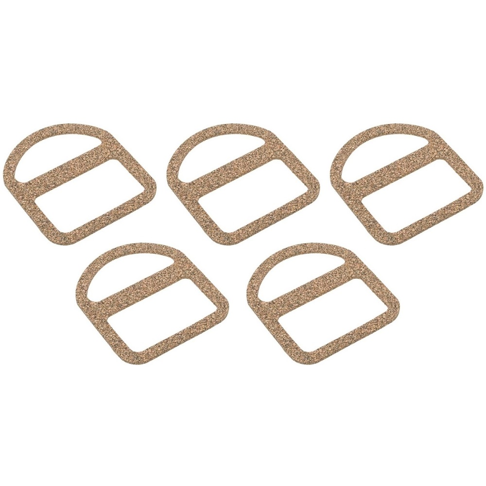 9n12140a New 5 Pk Front Mount Distributor Coil Gasket For Ford 9n Tractor 2n 8n