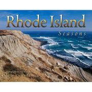 Rhode Island Seasons Deluxe Wall Calendar